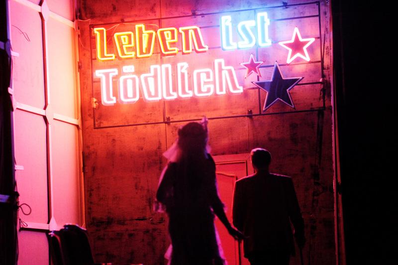 Der Spieler Volksbühne Berlin